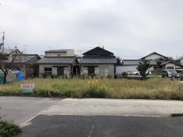 【外観】米子市米原9丁目 売土地