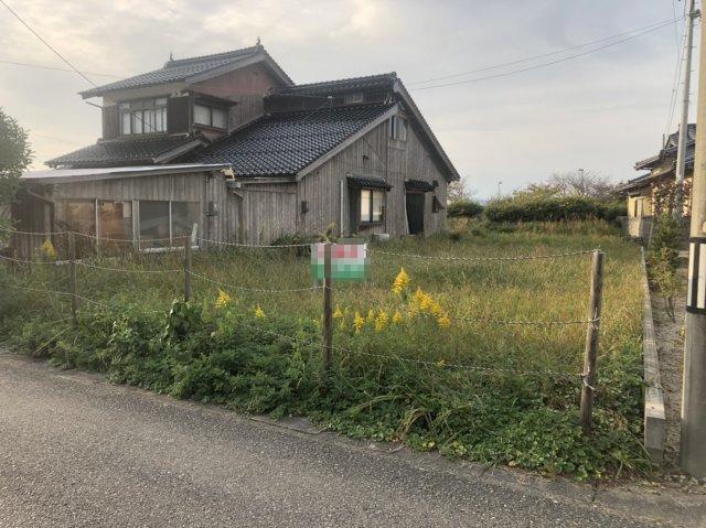 【外観】米子市大篠津町 売土地
