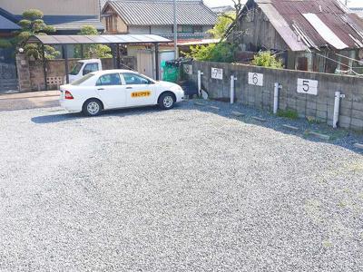 【駐車場】大谷アパート