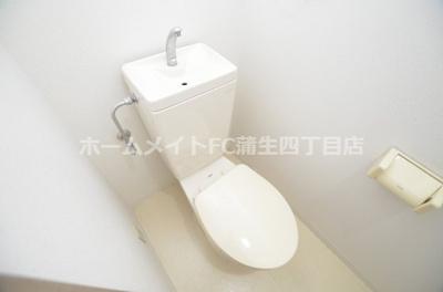 【トイレ】モン・ピエース