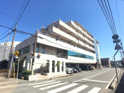 【外観】カーサエトワール2F貸事務所