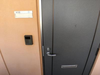 【玄関】エスポアール