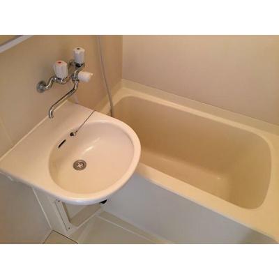ミルフィーユの風呂
