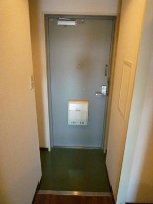 【玄関】フロレセール南塚口