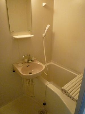【浴室】フロレセール南塚口