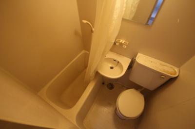 【浴室】ハイツ16