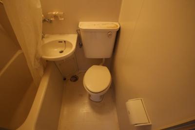 【トイレ】ハイツ16