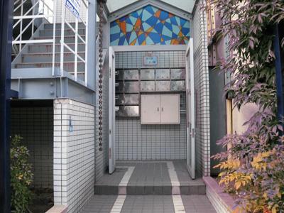 【エントランス】アーク上ノ島