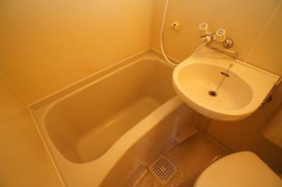【浴室】アーク上ノ島