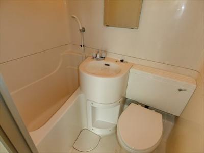 【浴室】メリアンハイツ