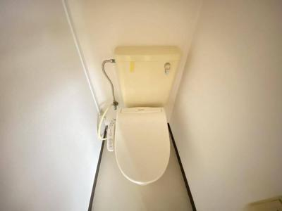 【トイレ】アーバンビレッジ塚口