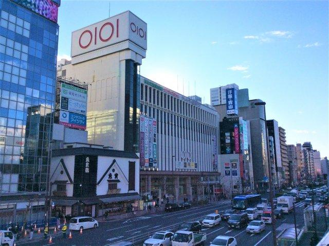 錦糸町駅周辺