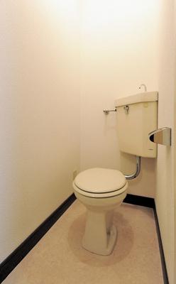 【トイレ】ラフォーレ山の田