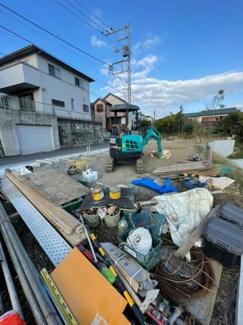 【外観】横浜市磯子区森が丘2丁目 建築条件無売地 全区画100㎡以上!