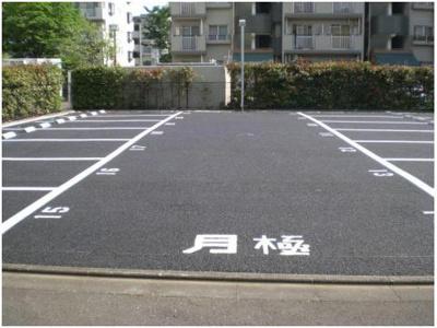 【駐車場】大塚チェリーハイツ8