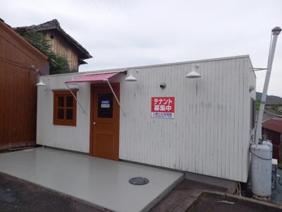 【外観】森松町三好店舗
