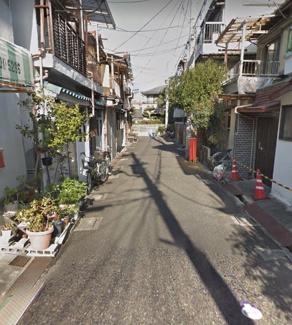 【現地写真】 前面道路♪