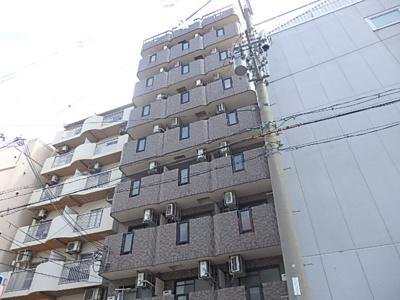 【外観】ルミエール南堀江