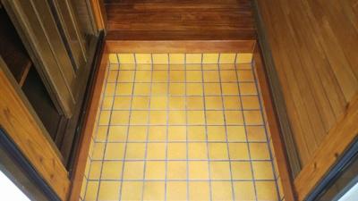 【玄関】OKINISHIアパート