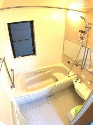 【浴室】大阪市生野区鶴橋5丁目 中古戸建