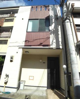 【外観】大阪市生野区鶴橋5丁目 中古戸建