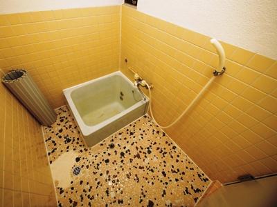 【浴室】炭村戸建