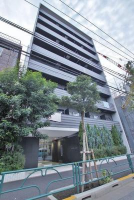 【外観】アクサス墨田アジールコート 7階 角 部屋 2014年築