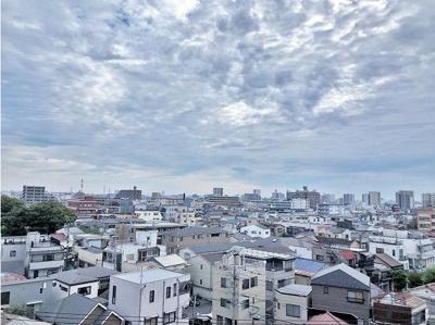 【展望】アクサス墨田アジールコート 7階 角 部屋 2014年築