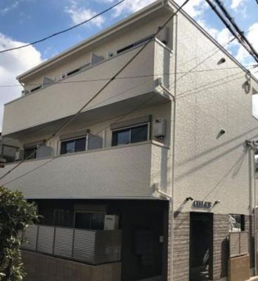 【外観】平成29年築!一棟収益アパート