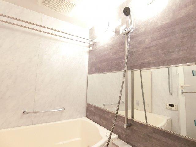 【浴室】グランスイート南麻布