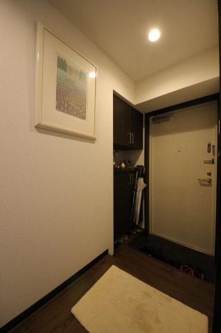 【玄関】ライオンズマンション博多駅南第3