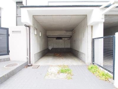 【駐車場】緑丘5丁目テラスハウス