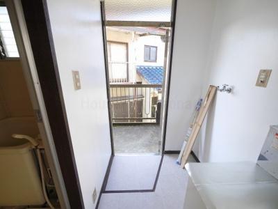 【玄関】ハーモニーコジマ