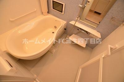 【浴室】エグゼレジデンス千林駅前