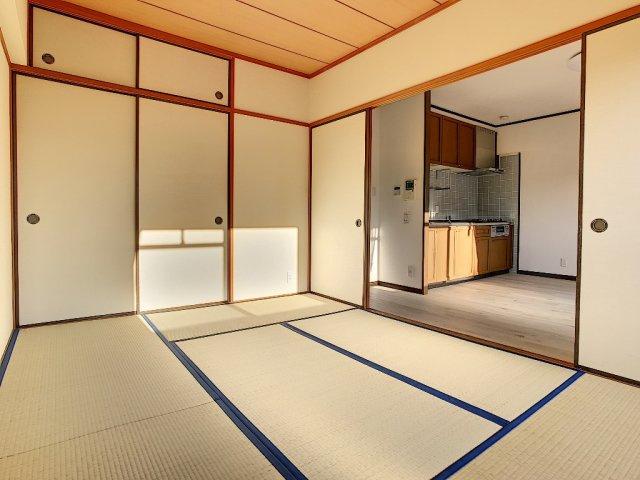 【和室】アミティビブレ下関 303号室