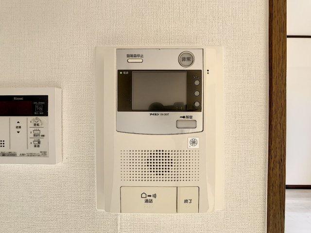 【セキュリティ】アミティビブレ下関 303号室