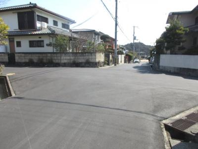 【前面道路含む現地写真】神戸市垂水区神和台2丁目 中古戸建