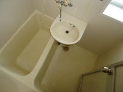 【浴室】コスモス南蔵王