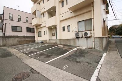 【駐車場】第二大翔ビル店舗