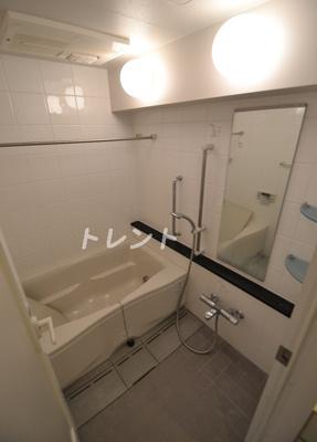 【浴室】日神デュオステージ新宿若松町