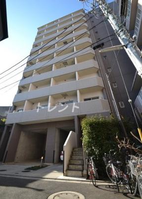 【外観】日神デュオステージ新宿若松町