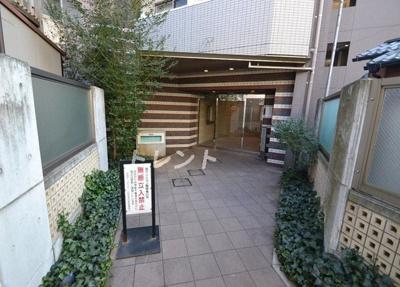 【エントランス】日神デュオステージ新宿若松町