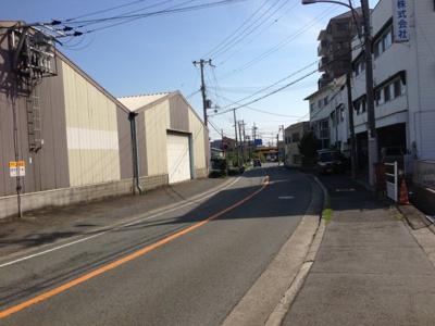 【外観】魚住町中尾倉庫