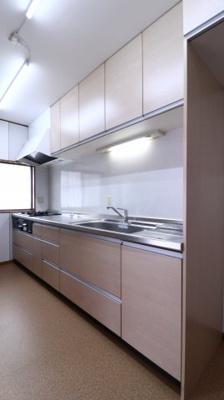 【キッチン】有瀬戸建