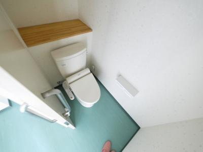 【トイレ】さつき台店舗