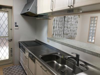 【キッチン】神戸市西区丸塚1丁目 戸建住宅