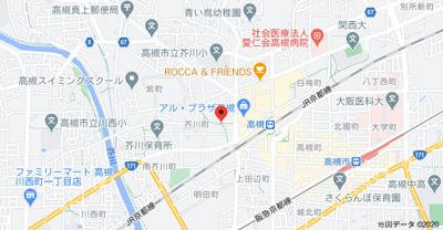 【地図】サンライフイリエ