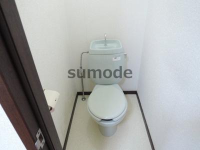 【トイレ】サンライフイリエ
