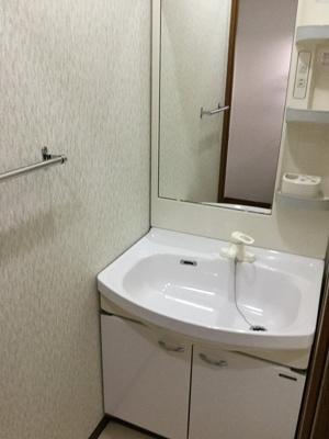 【洗面所】キーウィ荘