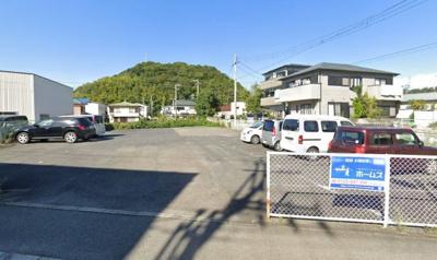 【外観】智弁学園前月極駐車場